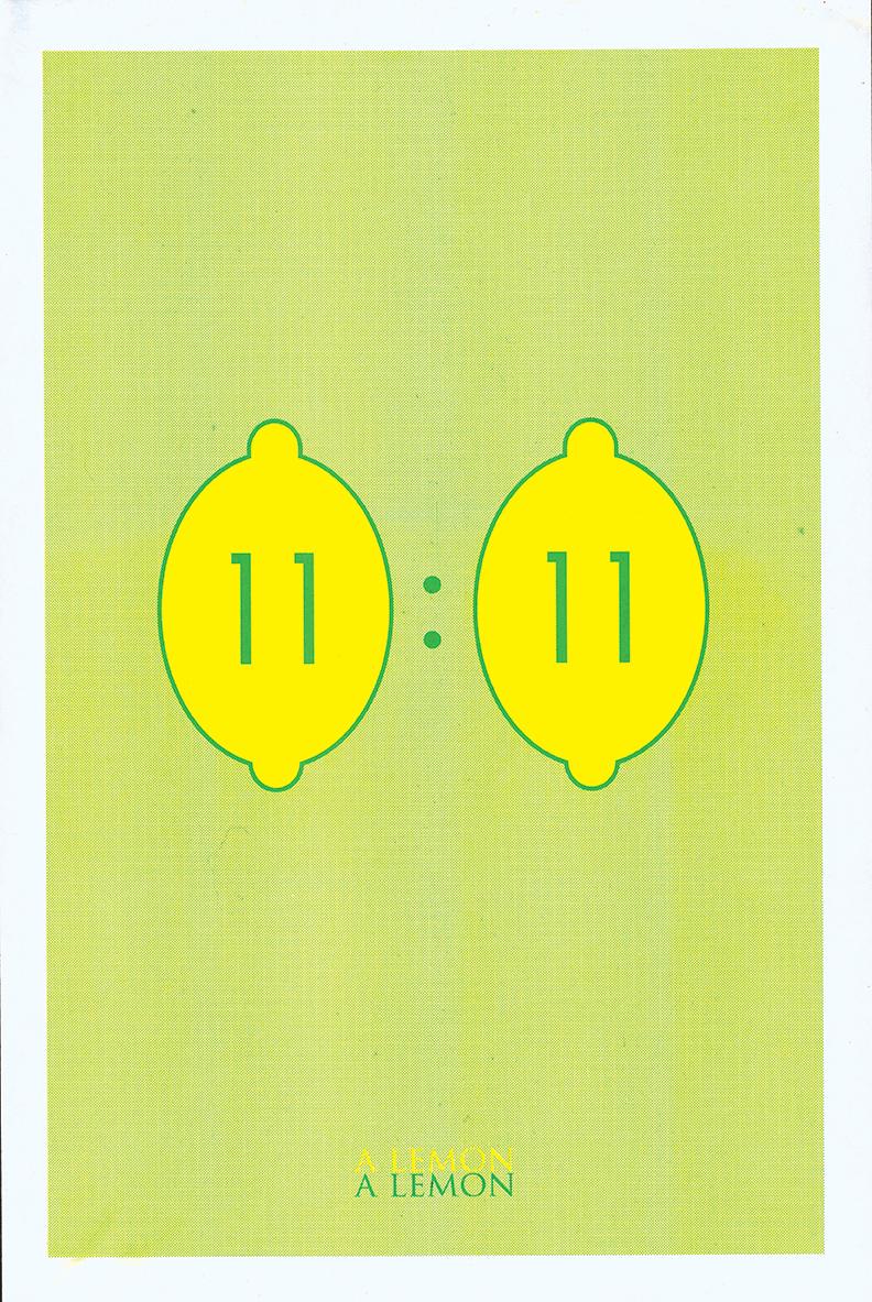 A Lemon A Lemon