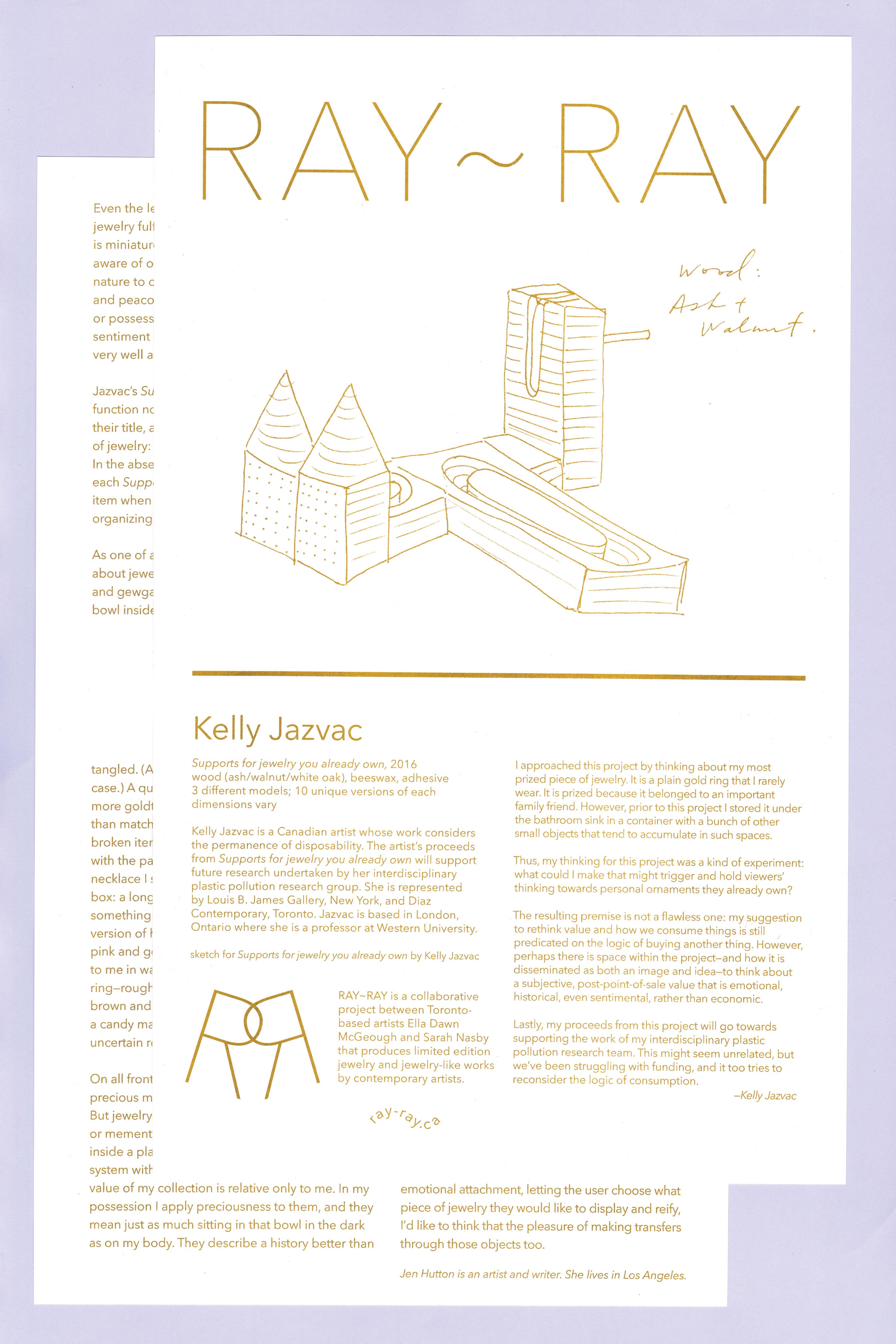 Ray Ray Editions Print